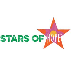 stars of hope logo graphic
