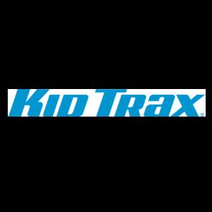 kid trax logo graphic